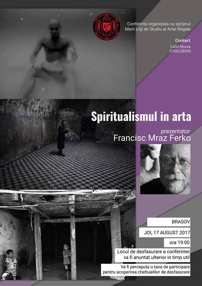 Spiritualismul in Arta