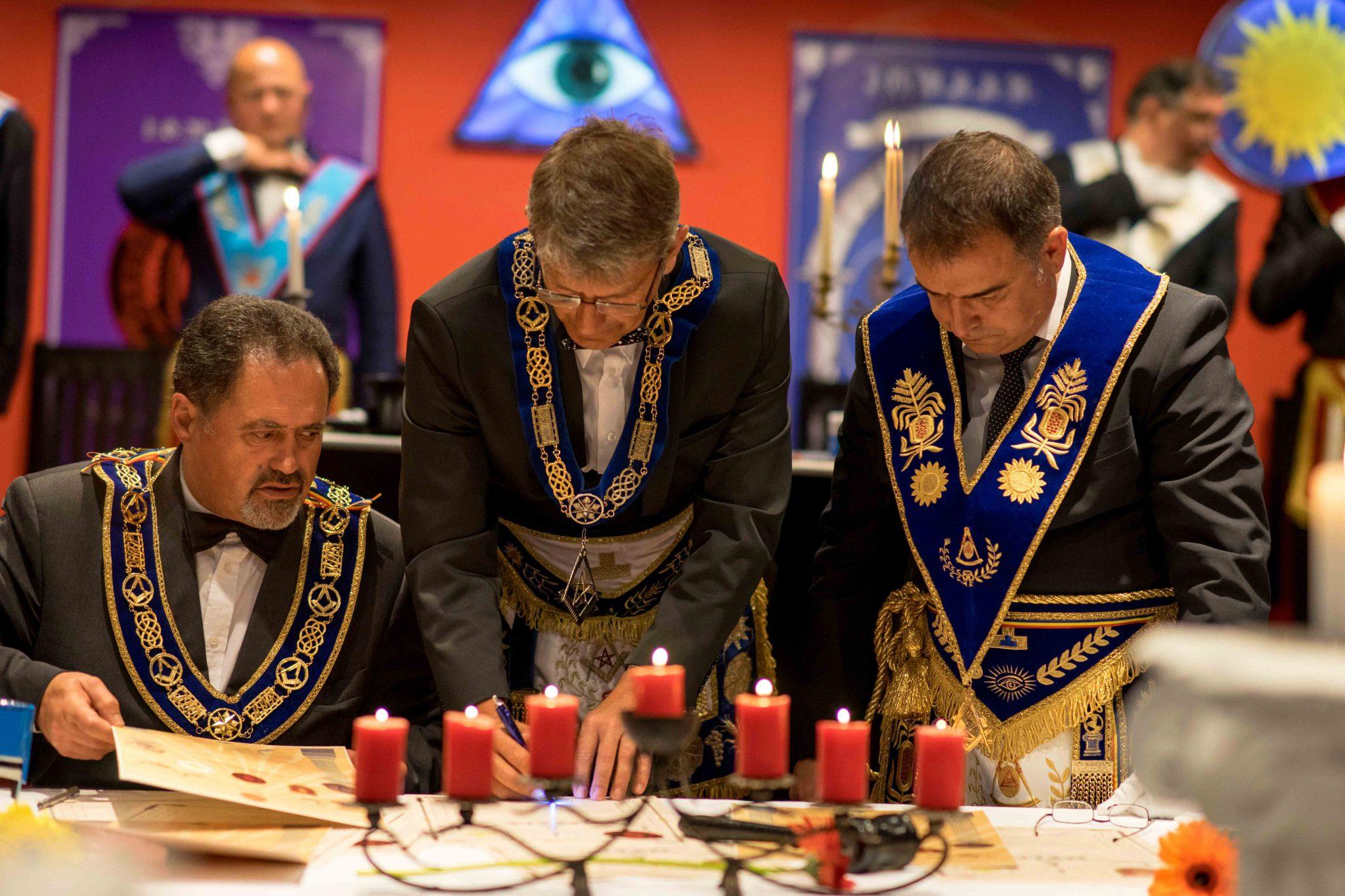 Union of Grand Lodge of Romania