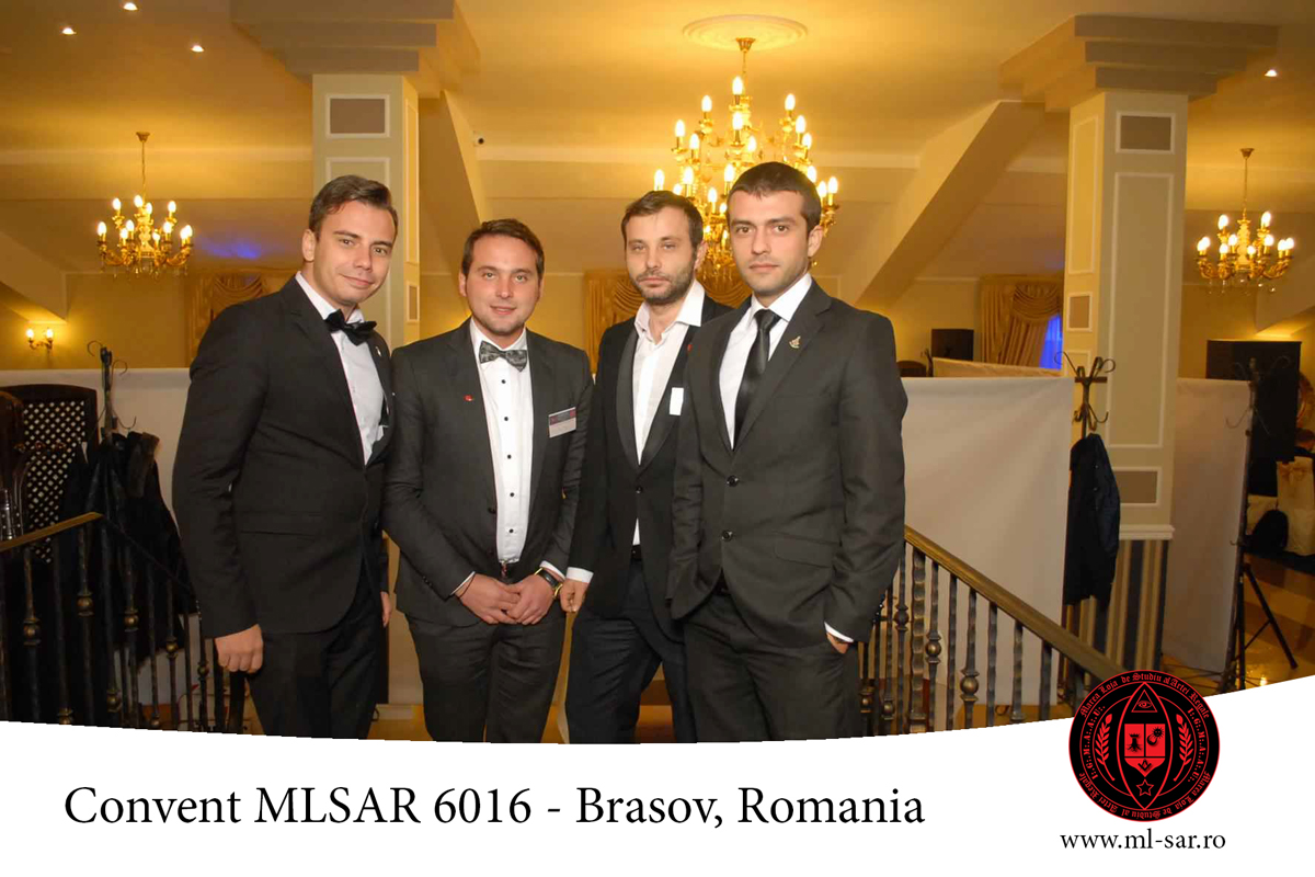 Convent Masonic MLSAR
