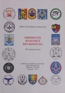 Obediente Masonice din Romania