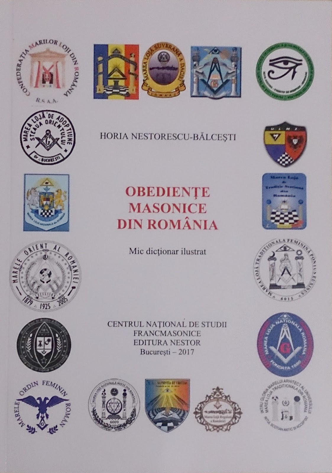 Obediente Masonice din Romania